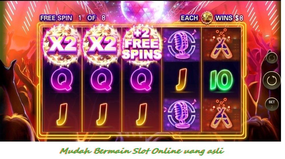Mudah Bermain Slot Online uang asli