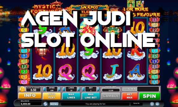 Agen Judi Slot Online Terbaik Dan Terpercaya
