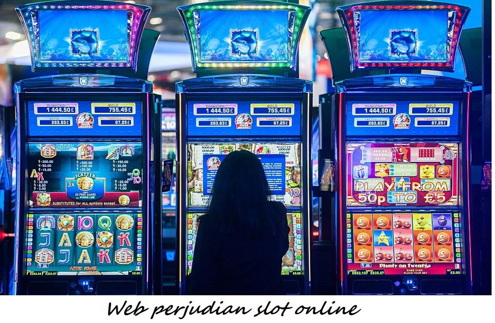 Web perjudian slot online